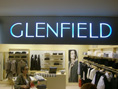 Glenfield. New store`s grand opening. 100 guests.