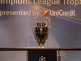 UEFA Champions League Trophy tour. Sofia 15-19.10.2009. Backstage catering.